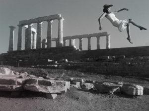Latrakia, greek mythology, cape Sounio