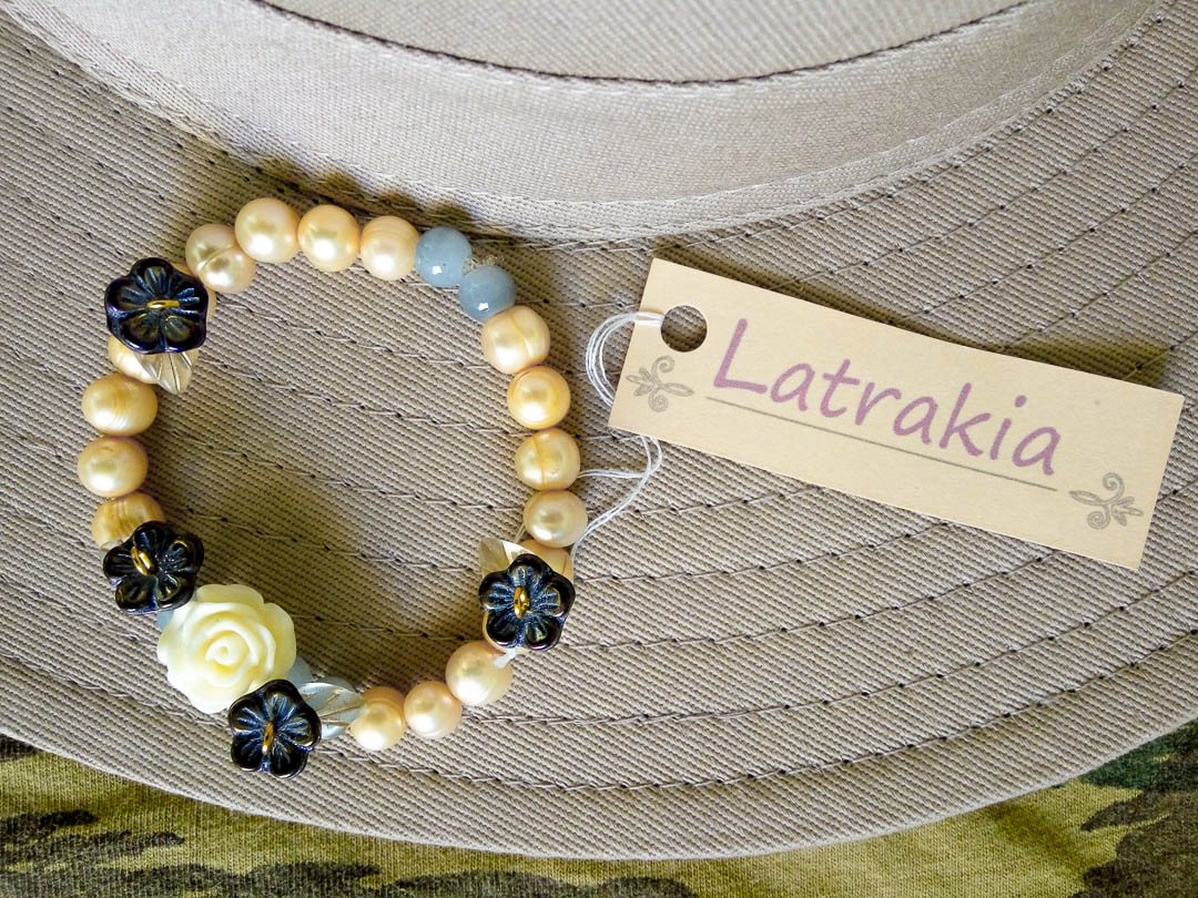 Latrakia handmade jewllery