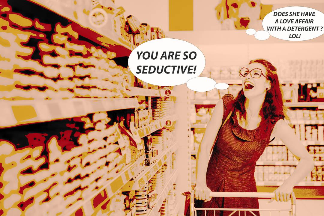 latrakia, conceptual, consumerism