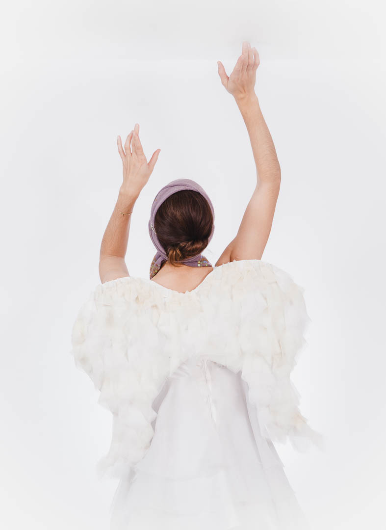 angel wings handmade by latrakia
