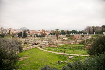 Kerameikos archaeological site