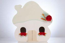 A minimal dollhouse!