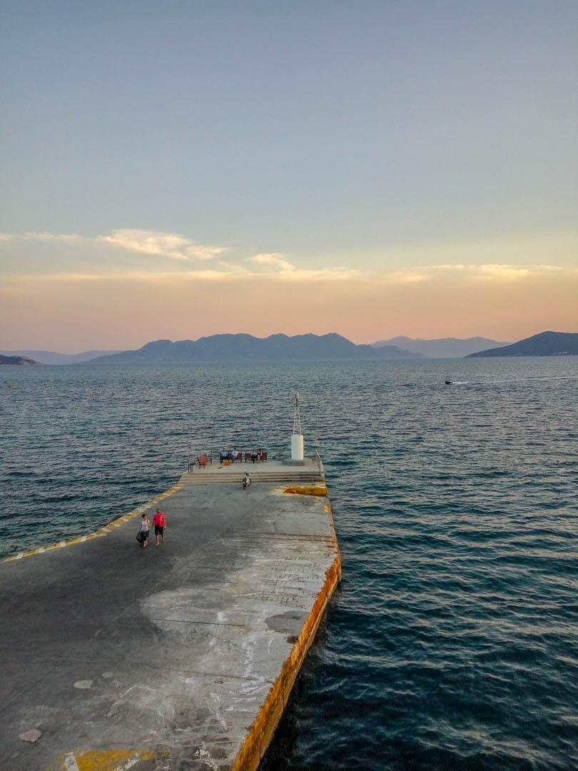 Aegina island - Latrakia