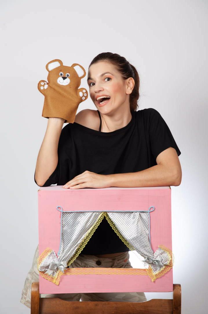 latrakia - puppets
